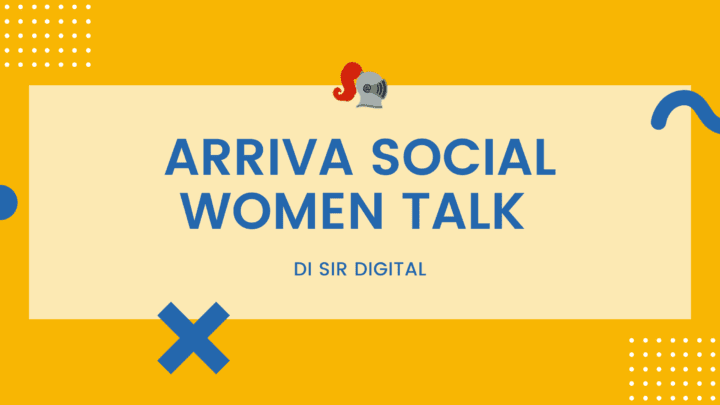 Social women talk: l'evento